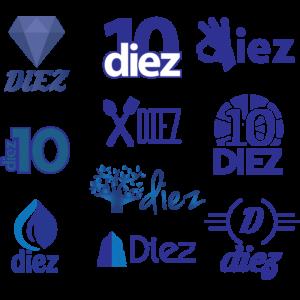 Vector Logo 10 - Creación de Logotipos