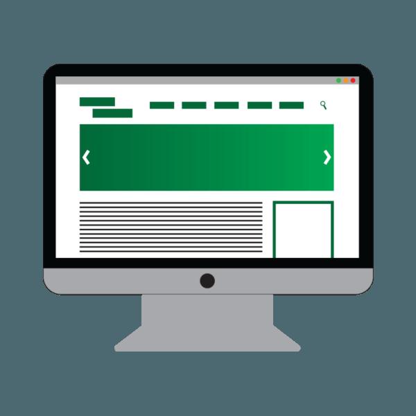Vector Web corporativa