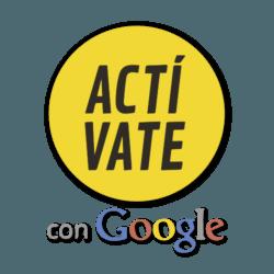 imagen web Google Actívate