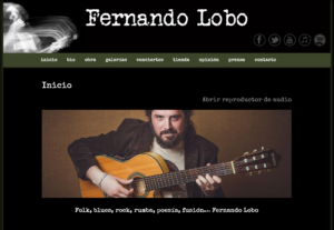 Web Fernando Lobo