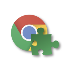 imagen complementos para Google Chrome