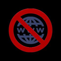 imagen de no web