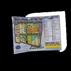 Plano de Feria de El Puerto 2018